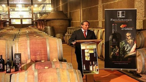 Винные туры и экскурсии Мадрид Испания - Дегустация вина , винодельня в Толедо Toledo.