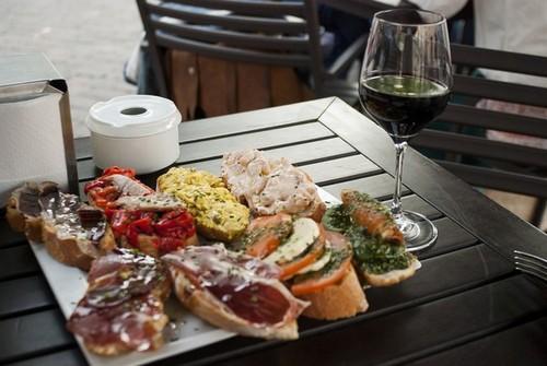 Винные туры и экскурсии Мадрид Испания - Дегустация вина , винотека в Мадриде