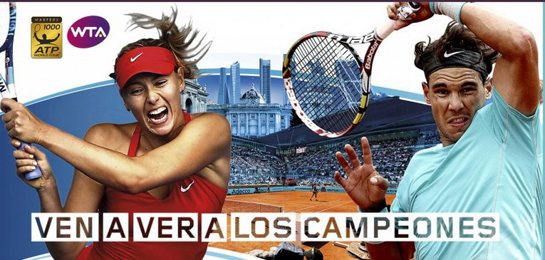Мутуа Мадрид Опен Mutua Madrid Open 2018